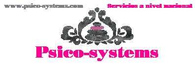 www.psico-systems.com, servicios Psicológicos
