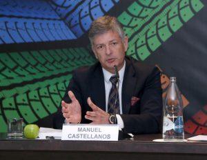Manuel Castellanos Piccirilli, ponente en XXXIII CONGRESO DE DERECHO DE LA CIRCULACIÓN