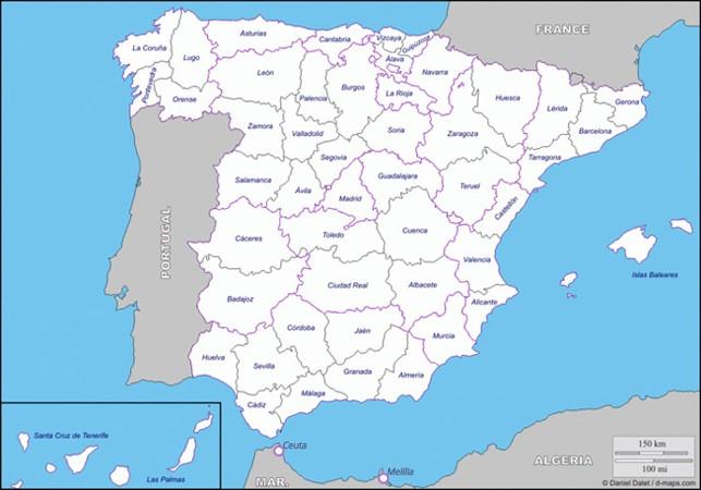 mapa RNP